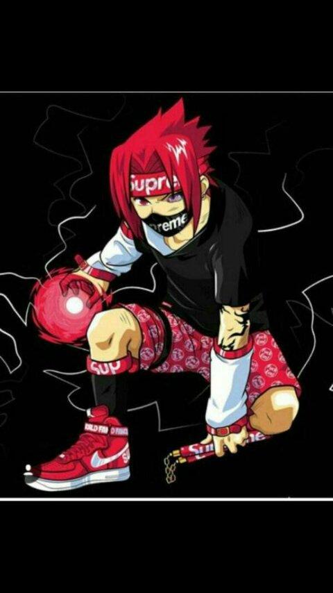 Boondock Girl Wallpaper Supreme Sasuke Naruto Amino
