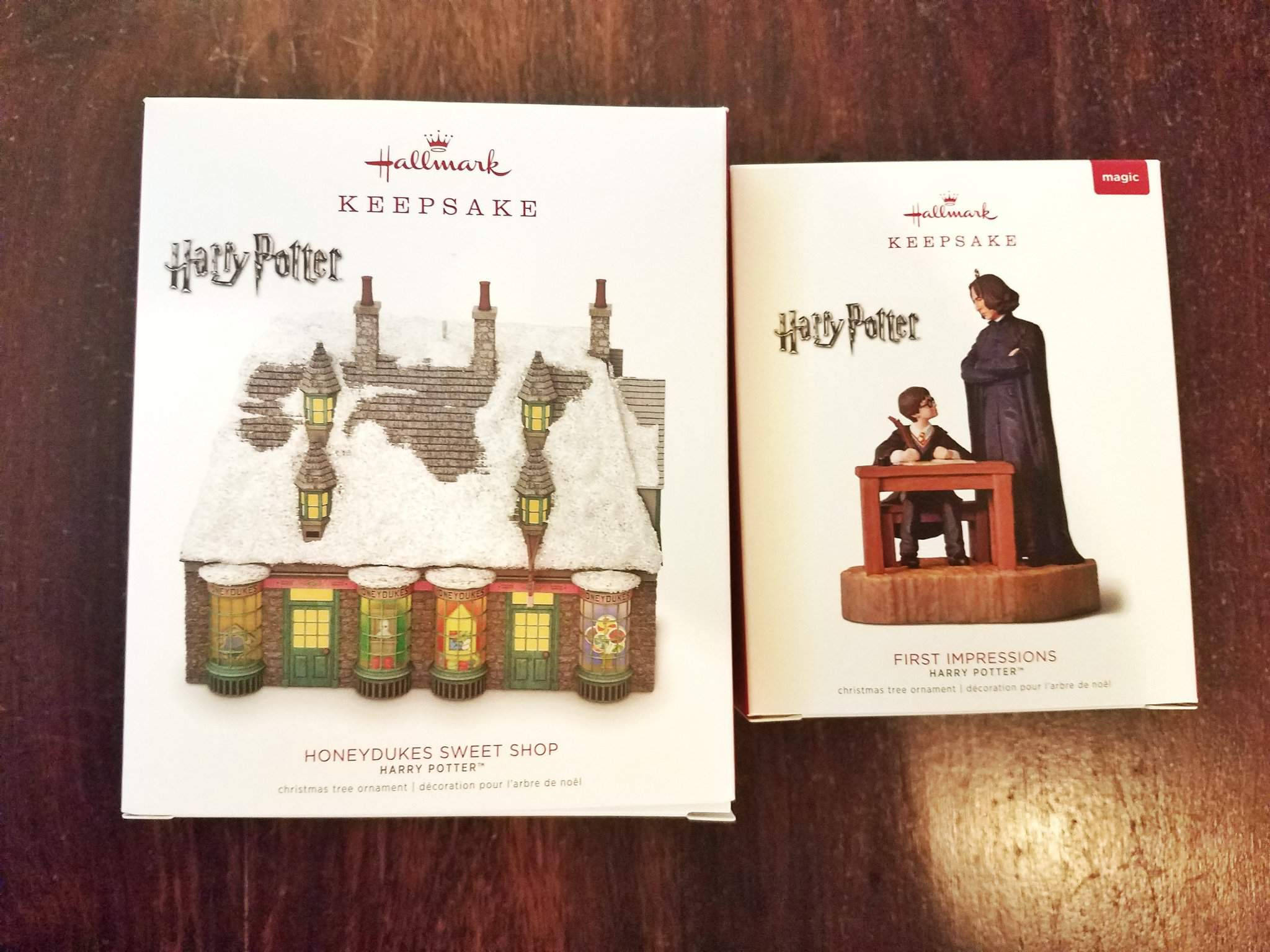 Location Décoration Harry Potter The 2018 Hallmark Ornaments Have Been Released Harry