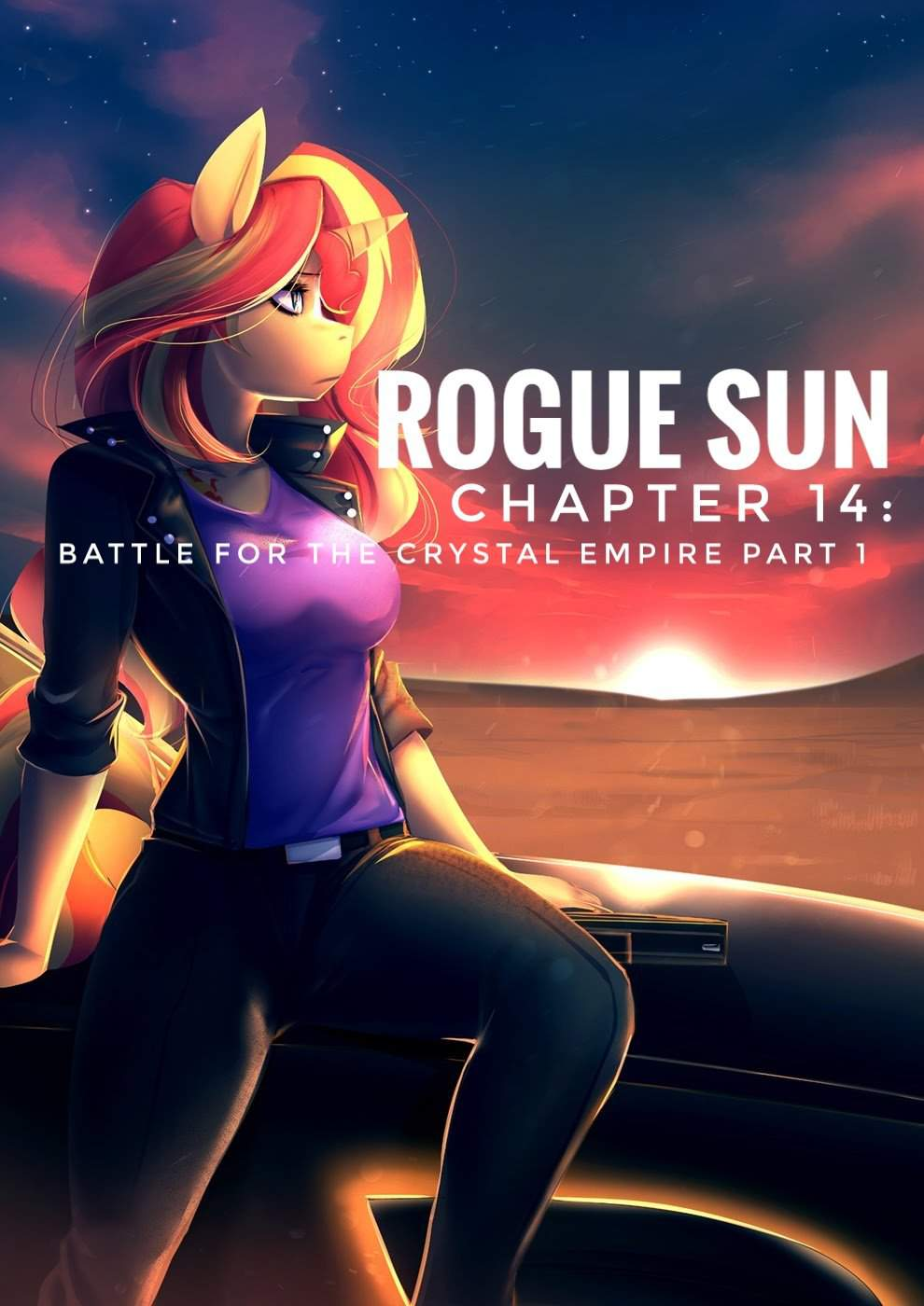 Bad Blood Quotev Rogue Sun Chapter 14 Battle For The Crystal Empire Part 1