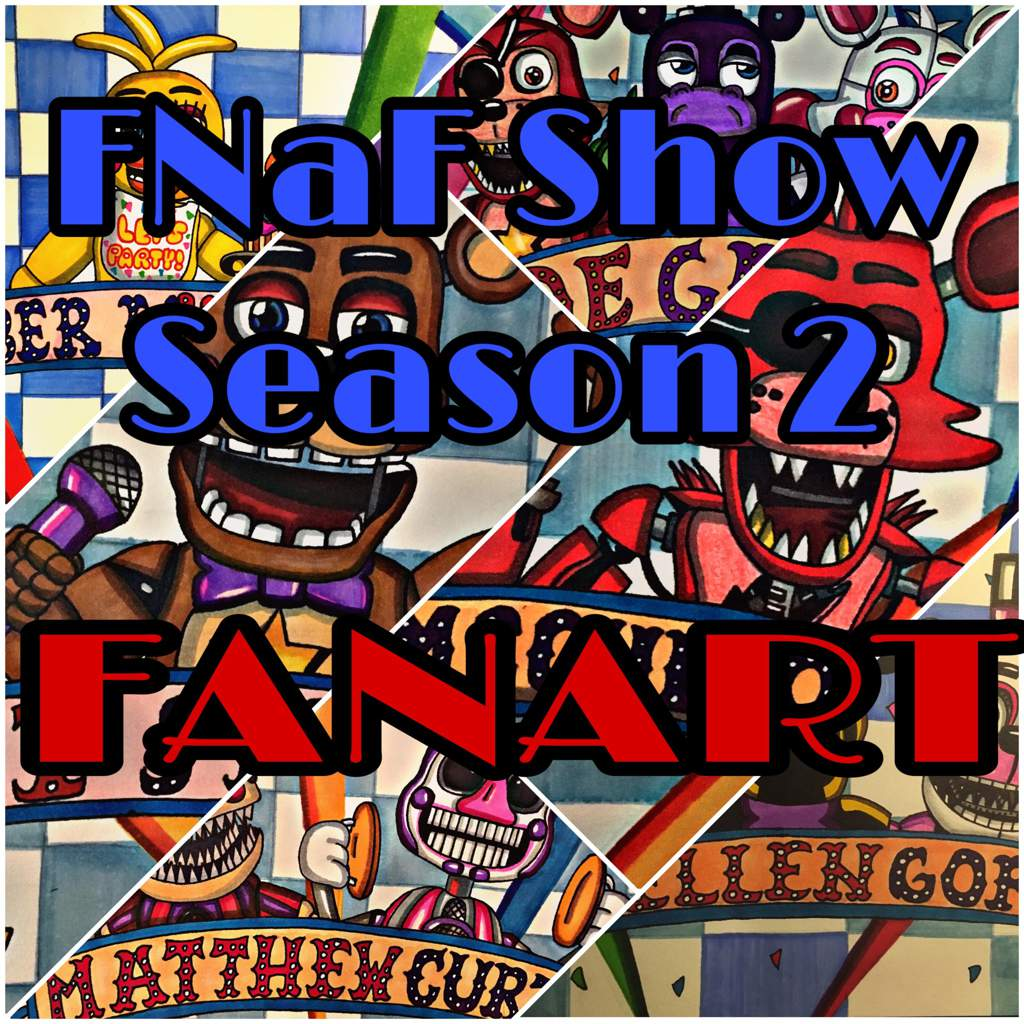2048 Fnaf The Fnaf Show Season 2 Five Nights At Freddy S Amino