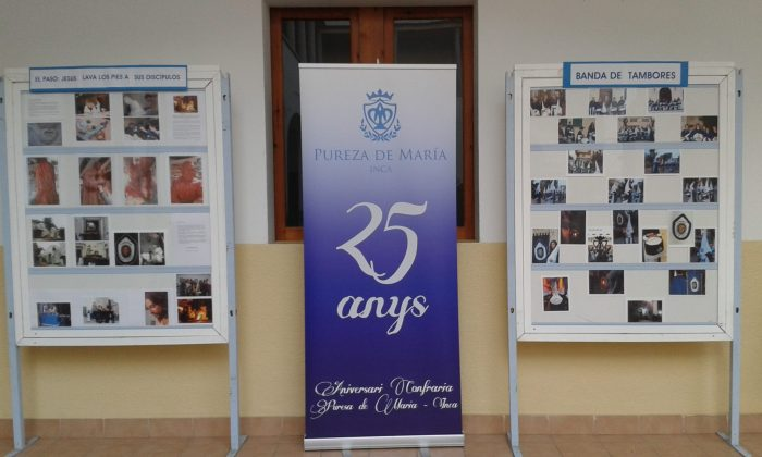Exposición 25 aniversario