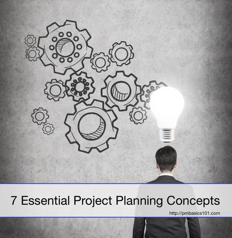 7 Essential Project Planning Concepts - PM Basics
