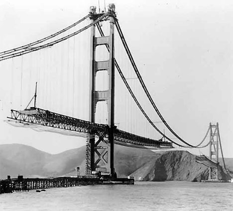 The Golden Gate Bridge Project Affordable Does Not Mean Cheap « PM