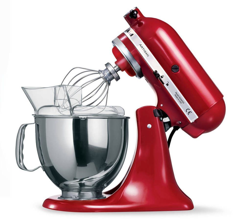 Kitchenaid Batteur Sur Socle Kitchenaid 5ksm150pseca Pomme D Amour Kitchen Appliances Tips