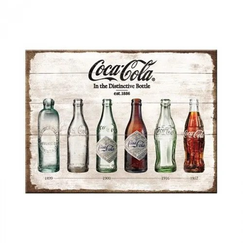Table Bar Gifi Magnet Bouteille Coca Cola
