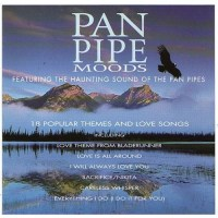 Pan Pipe Moods - The Haunting Sound Of The Pan Pipes: CD Album