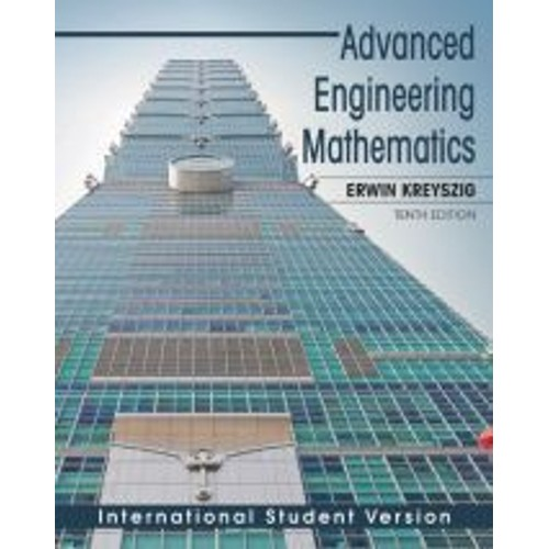 Download advanced engineering mathematics kreyszig 10th edition ebook - advanced engineering mathematics zill pdf