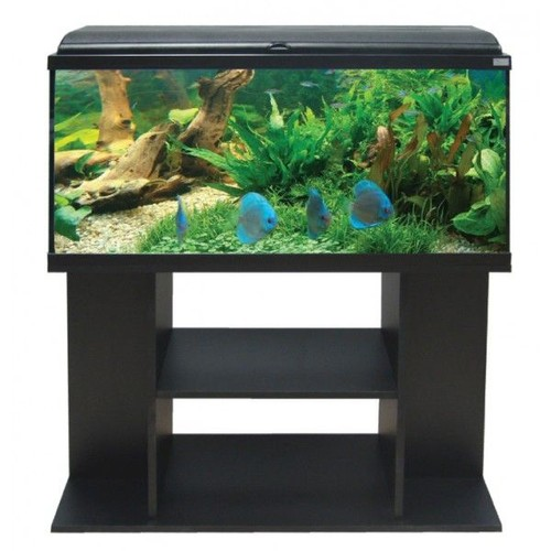 Eclairage Led Aquarium 150 Cm Aquarium Aquadream 100 Noir + Meuble - Aquatlantis - Achat