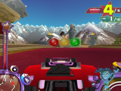 Starwheels In-game Screenshot 1