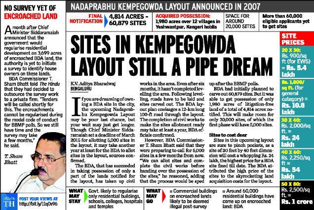 Kempegowda Layout