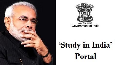 Study in India Portal