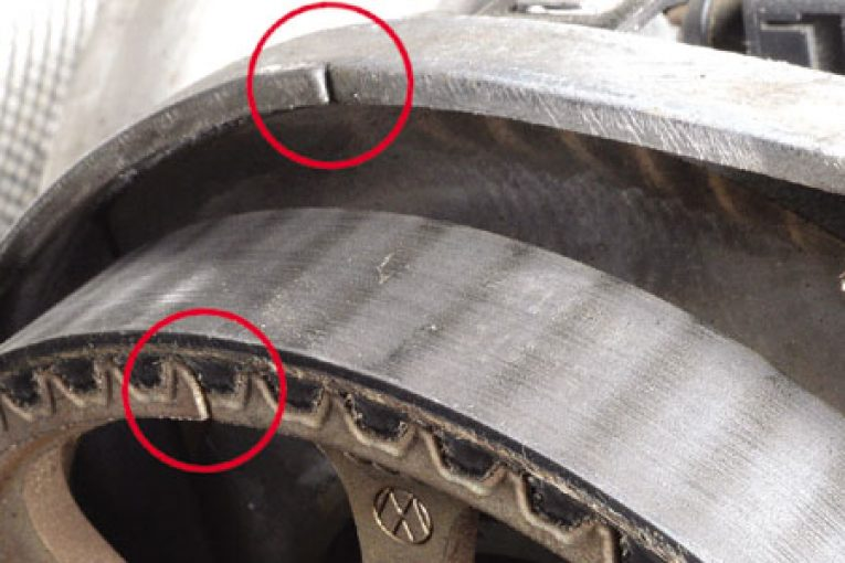 How to replace a timing belt on an Audi A3 - Professional Motor Mechanic