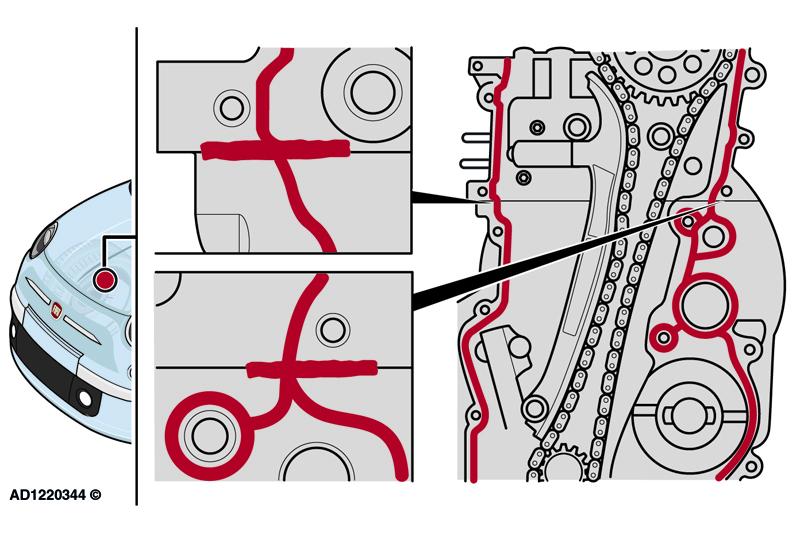 Engine Oil Leak on a Fiat 500? - Professional Motor Mechanic