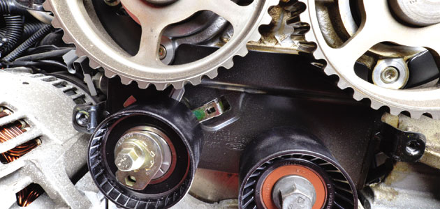 How to replace a timing belt on a Ford Focus - Professional Motor