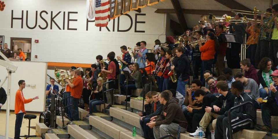 Portage Northern Pep Band