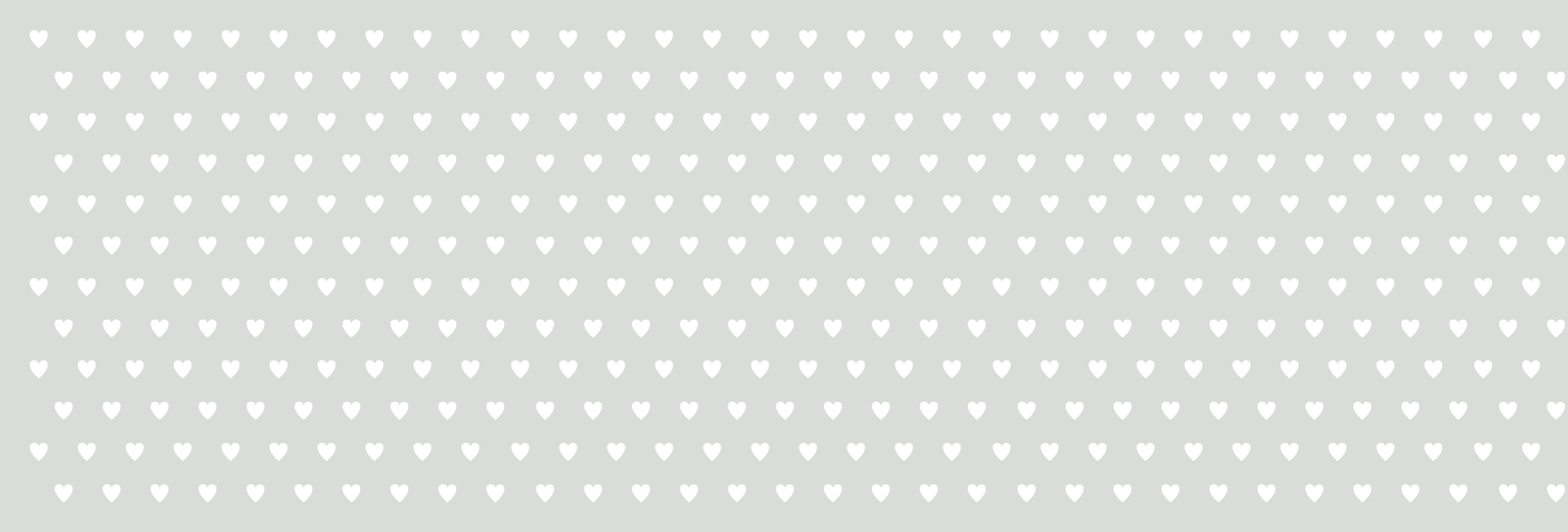 Fall In Love Leaf Wallpaper Grey Heart Pattern Background Heart Poster Banner