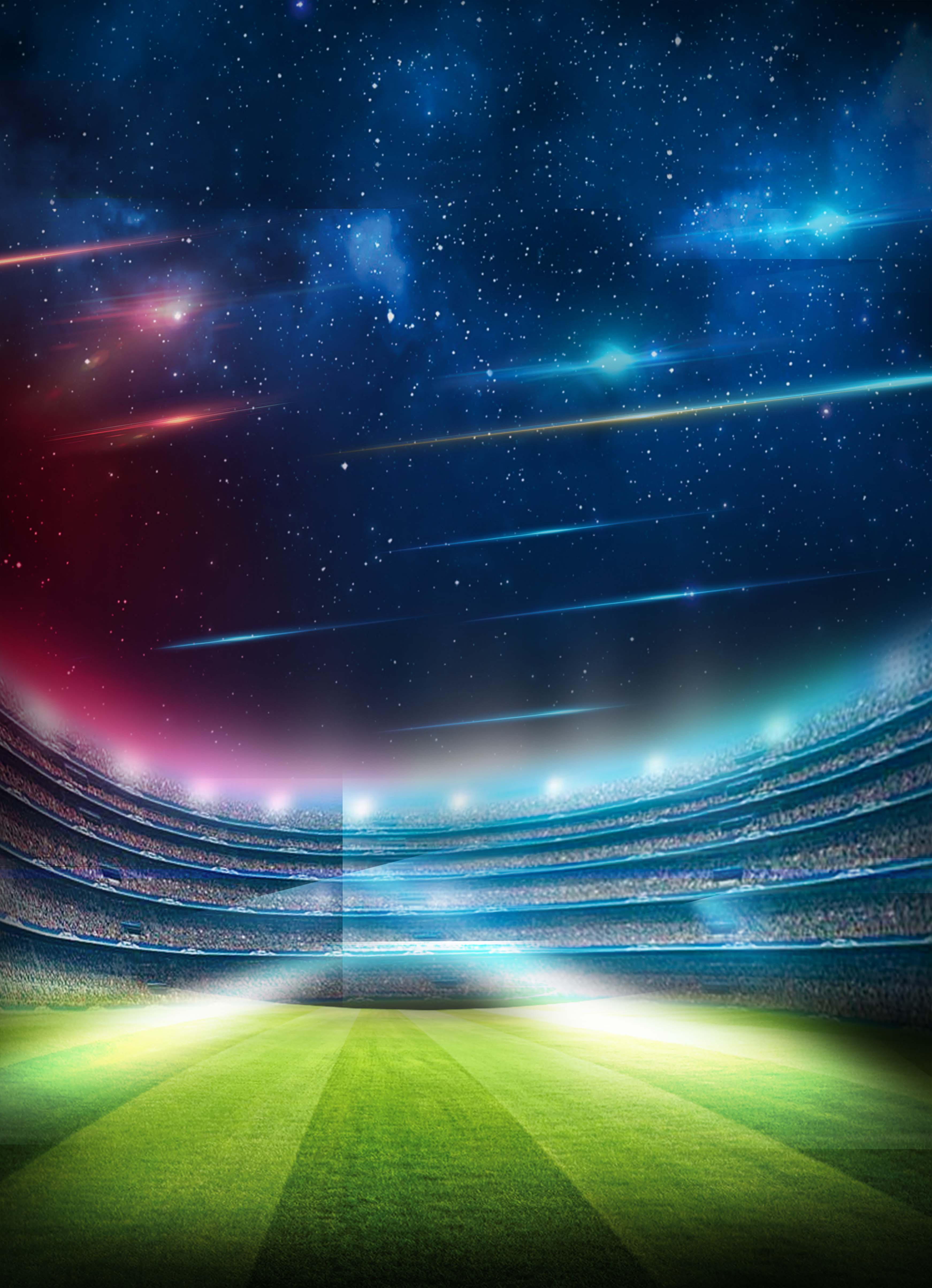 3d Fire Wallpaper Background Football Field Background Football Field Stands