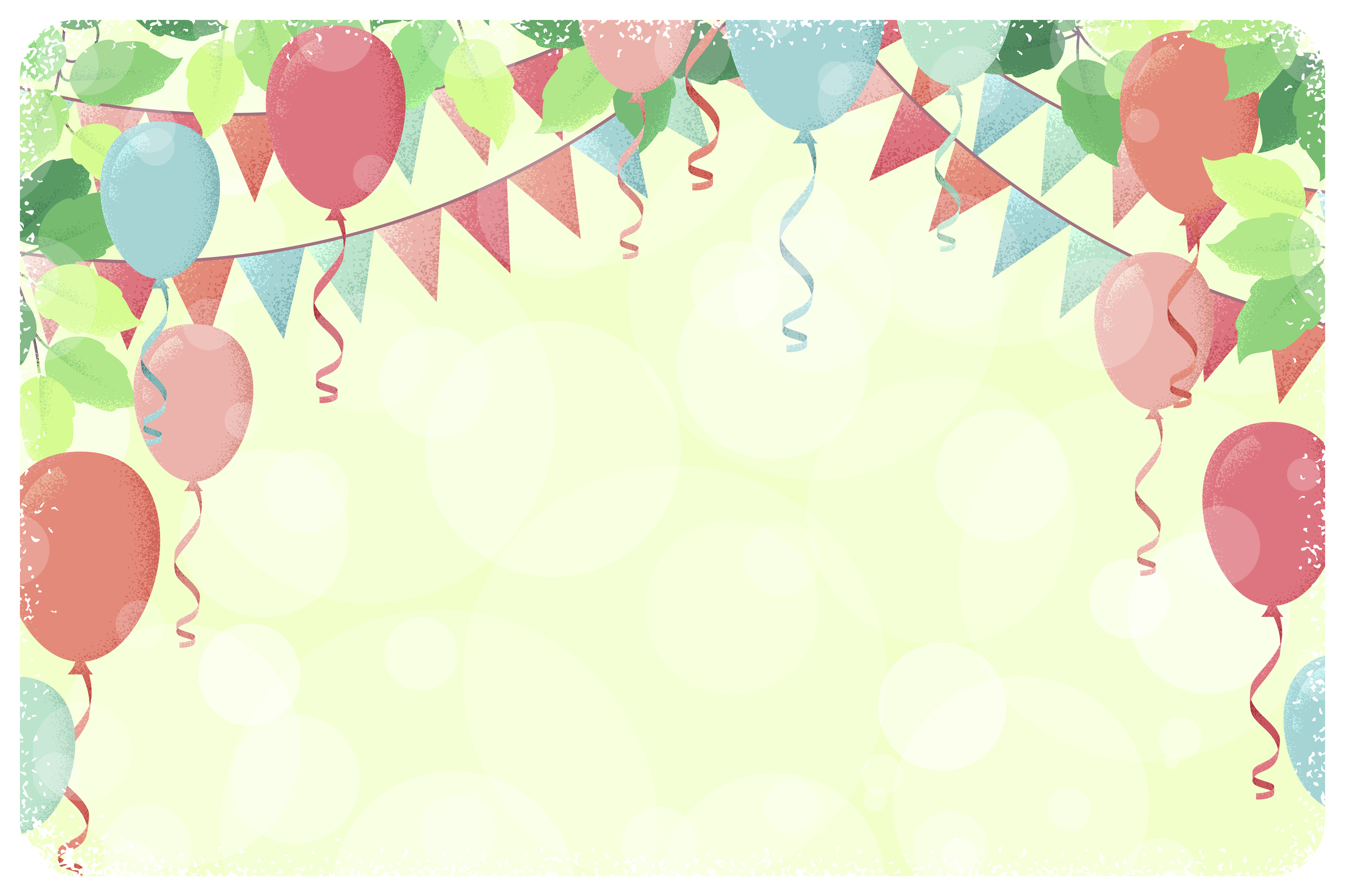 Birthday Banner Wallpaper Hd Fresh And Lovely Birthday Balloons Background, Balloon