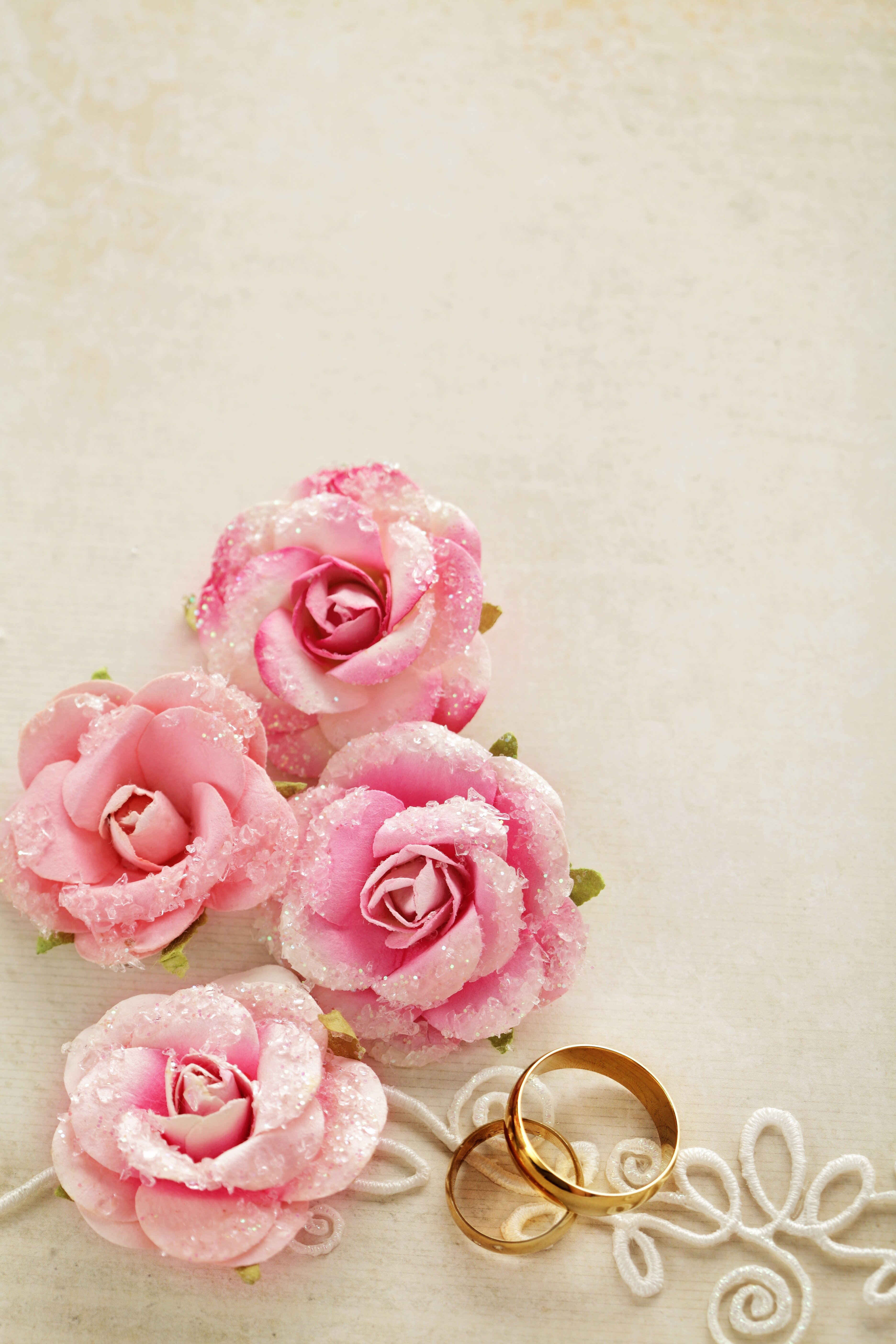 Fall In Love Leaf Wallpaper Wedding Flowers Background Flowers Ring Docking