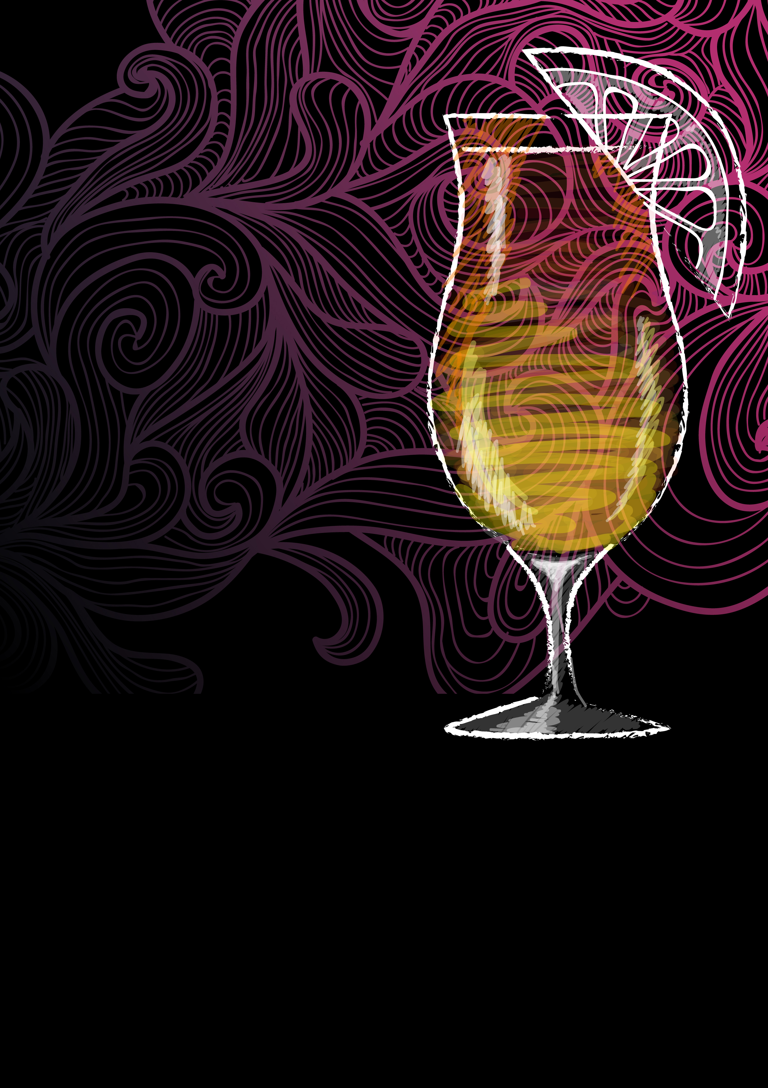 3d Money Wallpaper Cocktail Party Flyer Background Material Cocktail Party