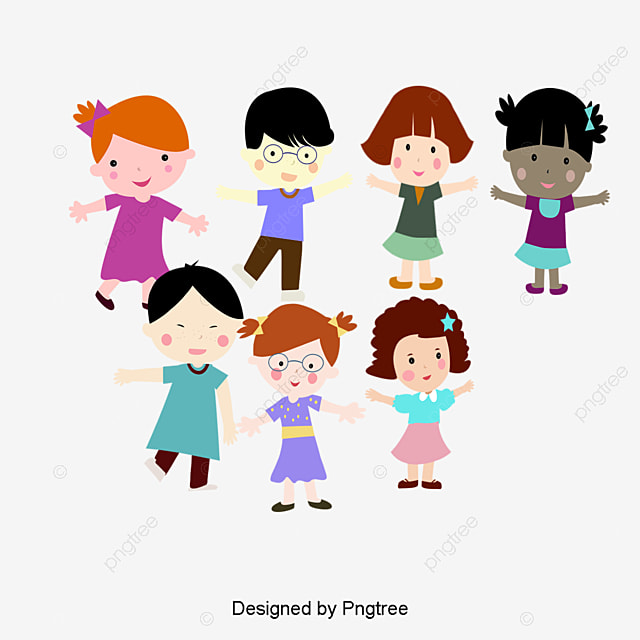 Kids Cartoon PNG Images Vectors and PSD Files Free Download on