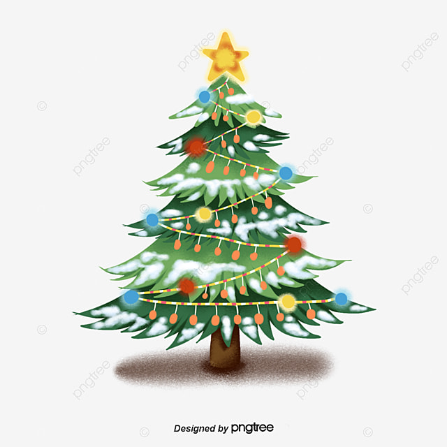 Christmas Tree, Tree Clipart, Christmas, Trees PNG Image and Clipart