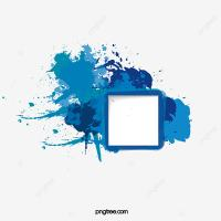 Ink Splashes Border, Trend, Abstract, Abstract Background ...