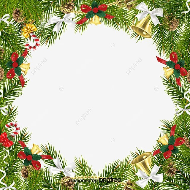Christmas Frame Png, Vectors, PSD, and Clipart for Free Download - template for christmas