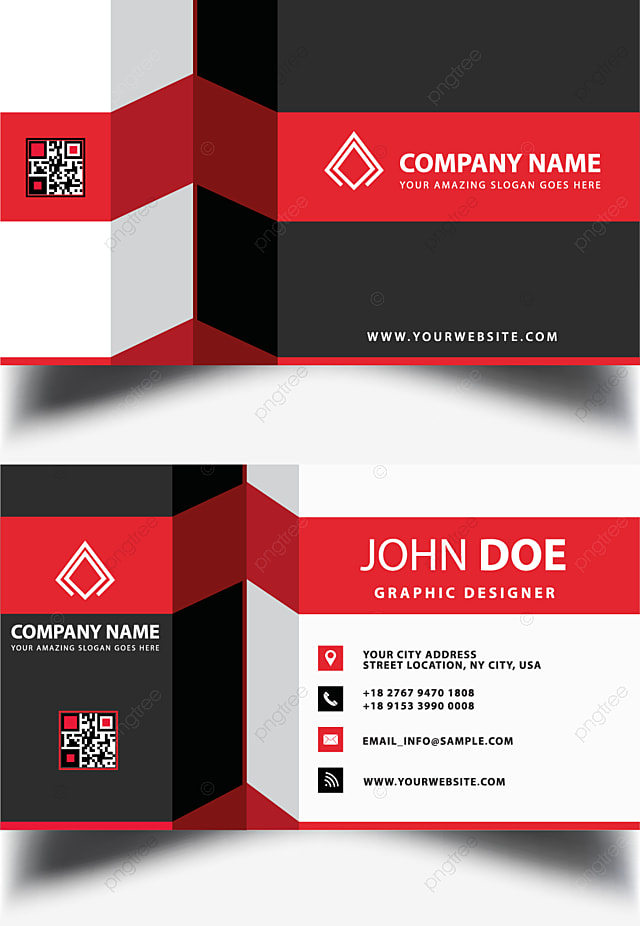 Business Card Design, Business Card, Card, Business Cards PNG and