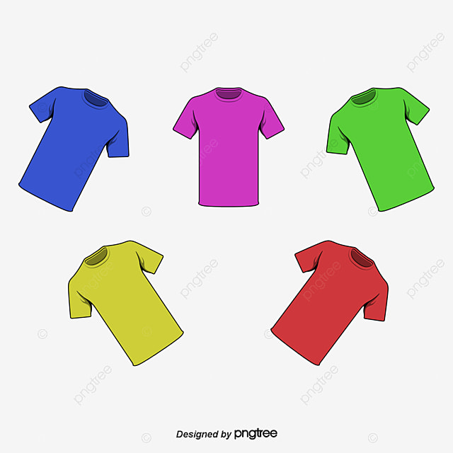 Summer T-shirt Template, Summer, T Shirt, Multicolor PNG and PSD
