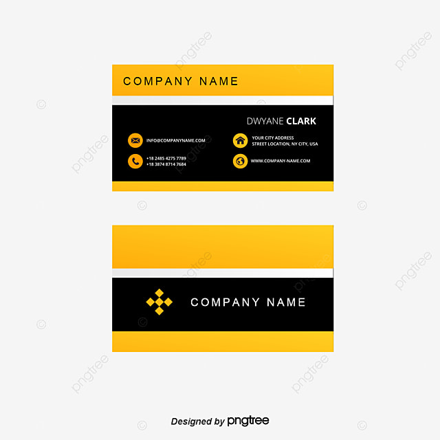 Color Mosaic Business Card Template, Colored Blocks, Mosaic Effect