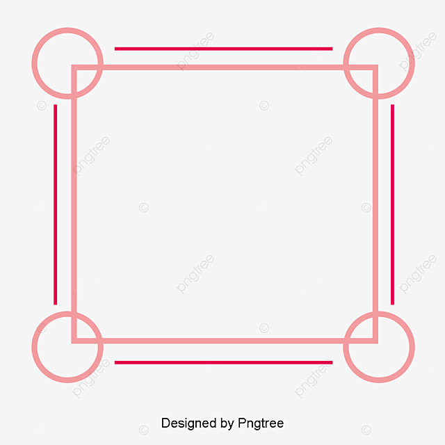 Green Border, Machinery Border Material, Vector Machine Frame