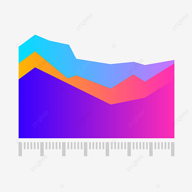 Vector Stock Market Analysis, The Internet, Flattened, Hand PNG and