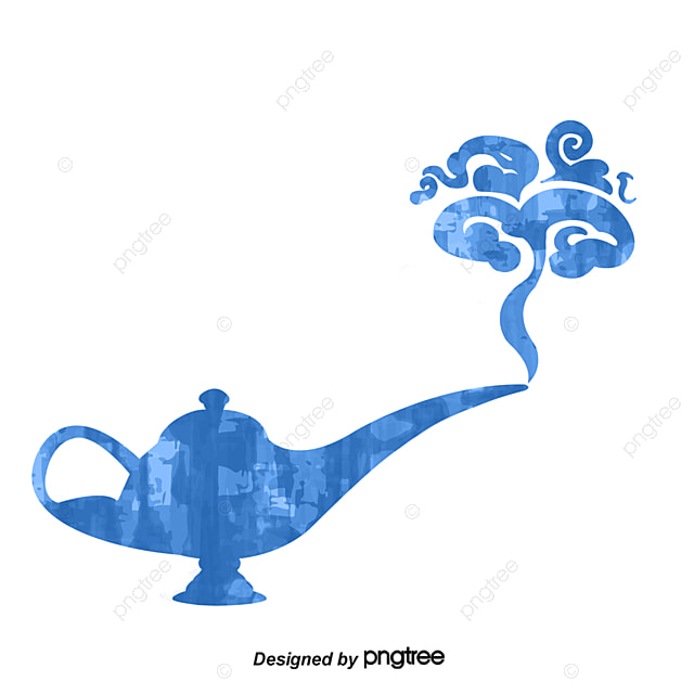 Aladdin39s Lamp Vector Png The Lamp Png And Vector For