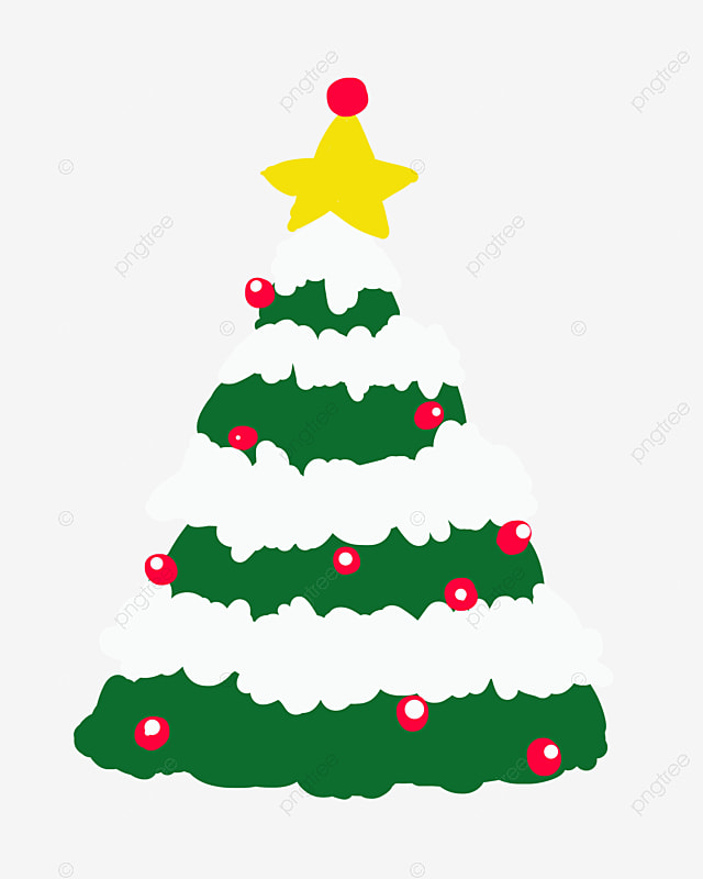 Green Christmas Tree, Tree Clipart, Green, Fresh PNG Image and