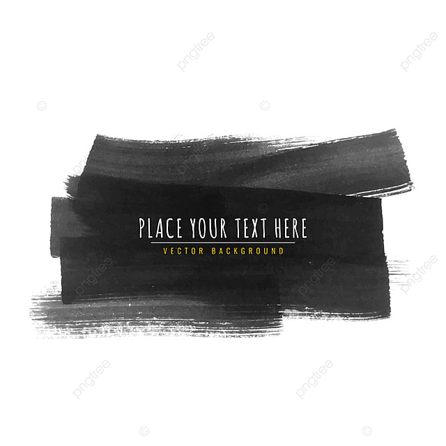 Abstract Black Watercolor Stain Design Background, Abstract