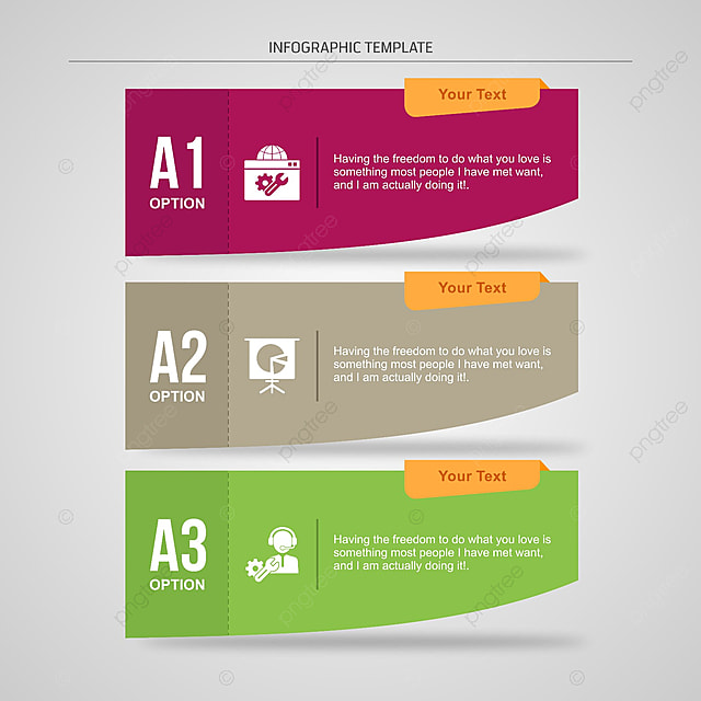 Infographics Design Template, Bar, Business, Chart PNG and Vector