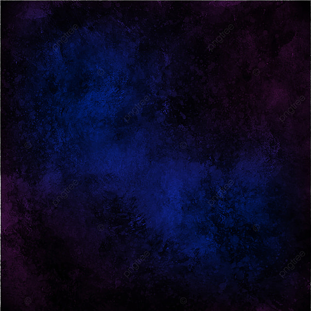 Black And Blue Abstract Watercolor Background Art Illustration