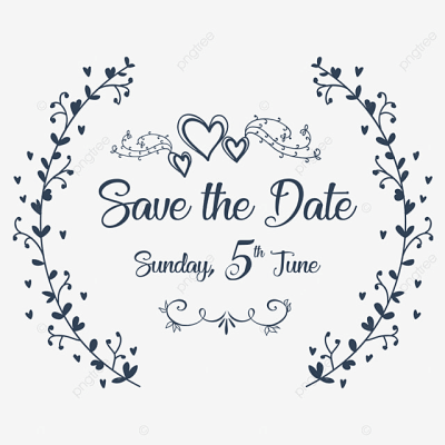 Save The Date Wedding Invitation Ornaments, Save The Date ...