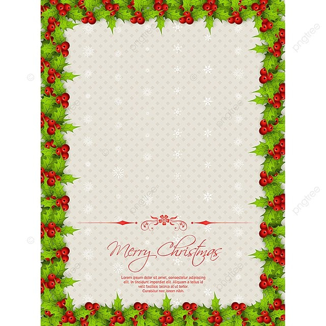 Christmas Borders, Abstract, Artistic, Background PNG and Vector for