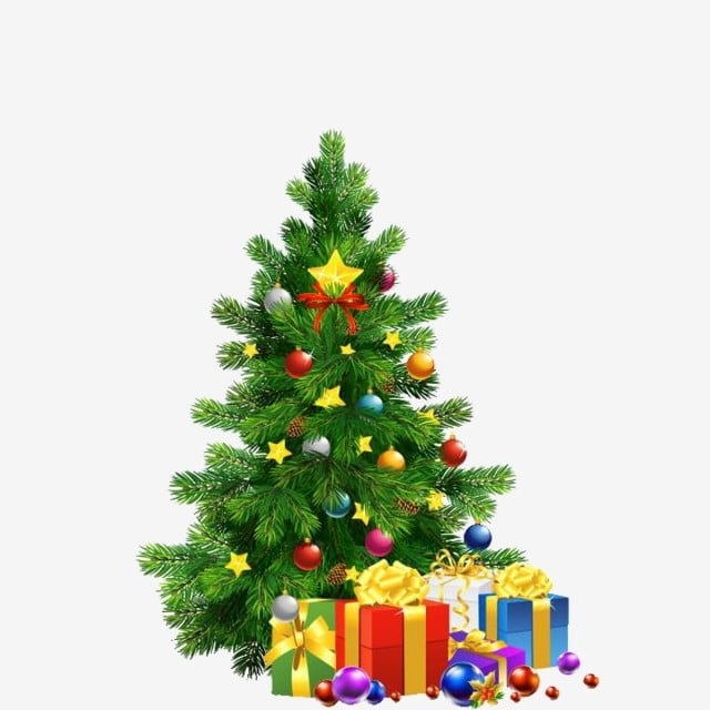 Christmas Tree, Png, Noel, Chrismas PNG and PSD File for Free Download