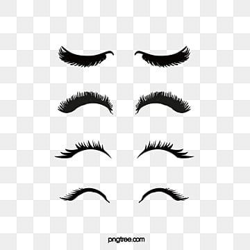 Eyelashes Png, Vectors, PSD, and Clipart for Free Download Pngtree