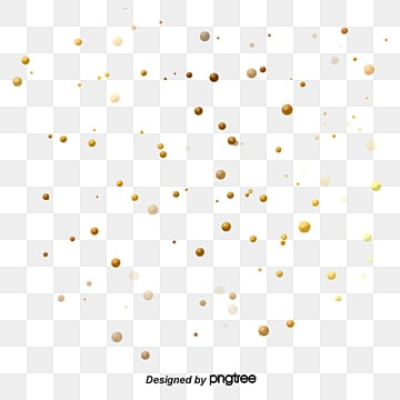 Falling Glitter Wallpaper Gold Confetti Png Vectors Psd And Clipart For Free