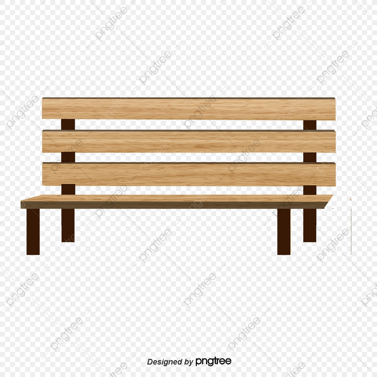Vector Park Chair Chair Vector Wooden Chairs Long Chair Png Transparent Clipart Image And Psd File For Free Download
