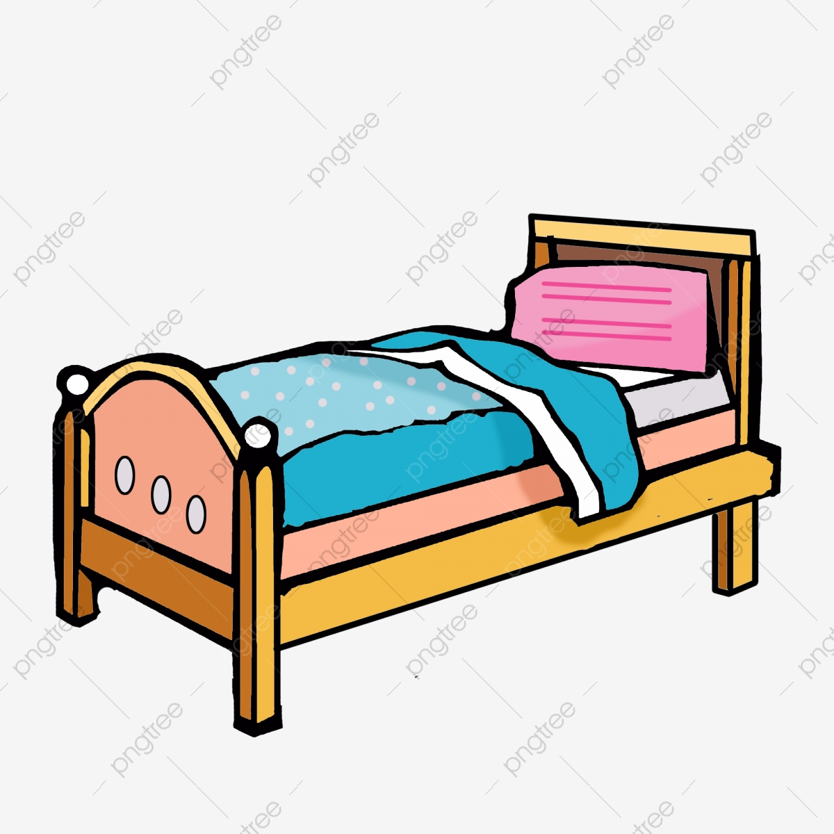 Single Bed Png Images Vector And Psd Files Free Download On Pngtree