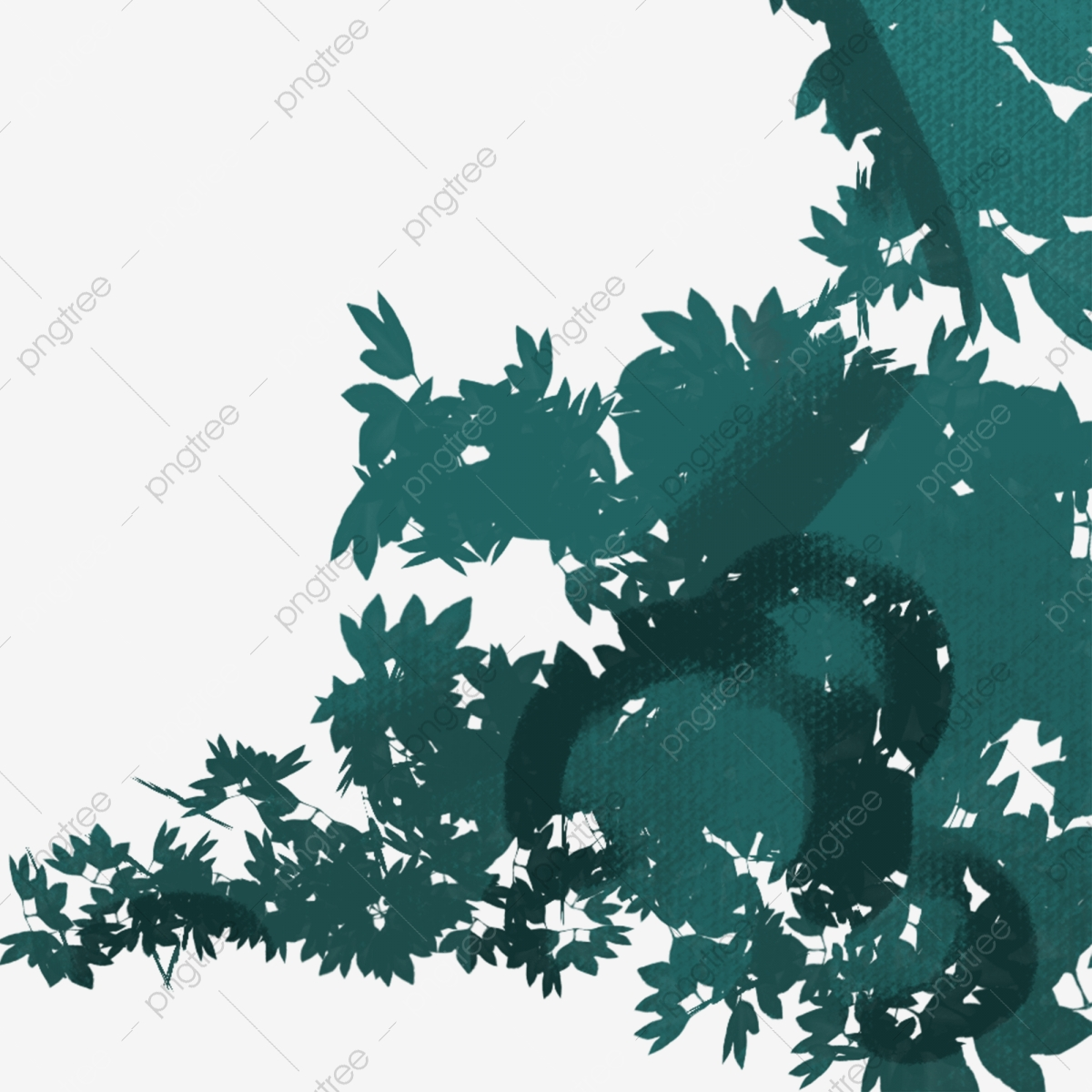 Fresh Big Tree Free Illustration Forest Trees Green Plants Ecological Plants Png Transparent Clipart Image And Psd File For Free Download