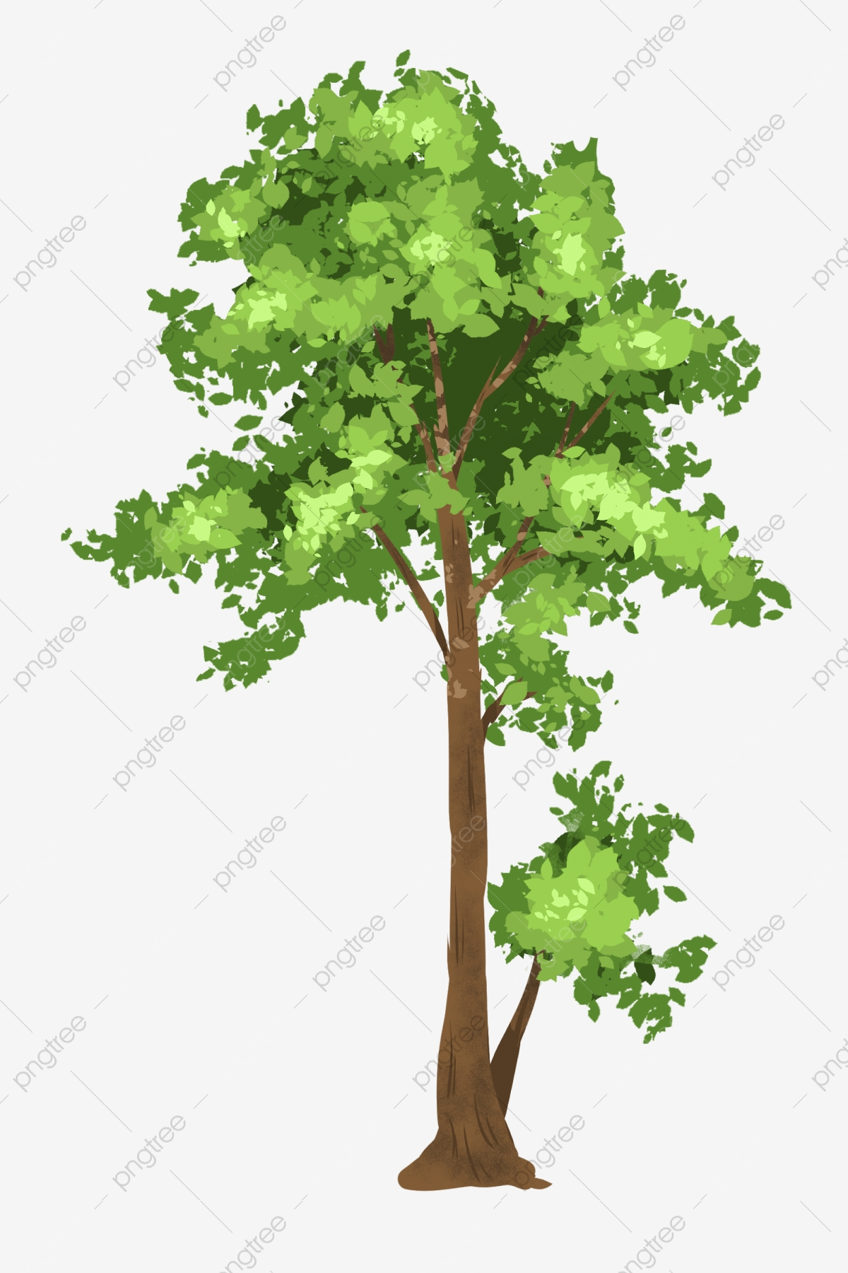 Big Tree Trees Cartoon Plant Tree Clipart Png Plants Trees Png Transparent Clipart Image And Psd File For Free Download