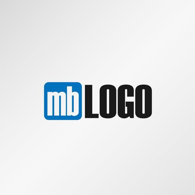 Initial Letter MB Logo Design Template for Free Download on Pngtree