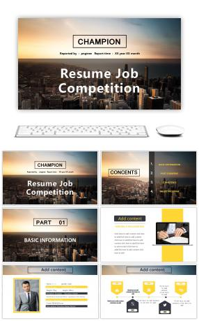 916+ Curriculum Vitae Powerpoint Templates for Unlimited Download on - resume powerpoint template