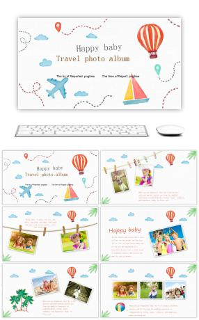 13+ Watercolor Cartoons Powerpoint Templates for Unlimited Download